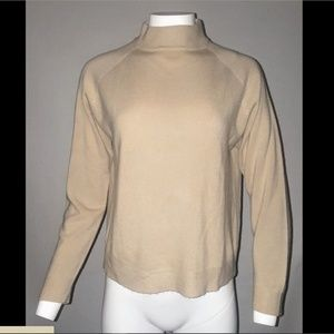 Drapers and Damons Sweater Back Zipper
